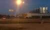 """Граффити-портрет Буданова у моста """"Кадырова"""" замазали мужики в спортивках"""