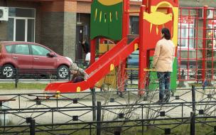 В Выборге благоустроят почти три десятка дворовых территорий и детских площадок