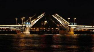 Гренадерский мост разведут на три часа в ночь на 14 ноября