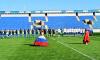 """На """"Петровском"""" стадионе прошёл первый футбольный матч юношеского международного турнира"""