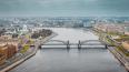 Движение на Большеохтинском мосту ограничат из-за ...