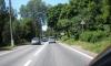 Приморское шоссе Петербурга: ожидаются ужасные пробки