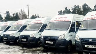 Между Петербургом и Сосновым Бором начнут курсировать новые маршрутки