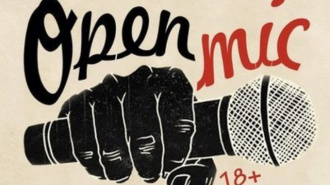 """Open Mic"", Rossi's Bar Типография"