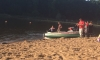 "В озере на ""Озерках"" три часа искали тело утонувшего мужчины"