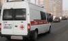 В Петербурге на КАД столкнулись сразу 5 автомобилей