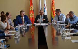 Выборг: совет депутатов города сменил представителя в составе района
