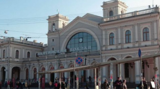 """Задержан телефонный хулиган, """"заминировавший"""" Балтийский вокзал"""