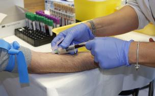 """""""Центр Крови Ленобласти"""" приглашает жителей Выборга стать кадровыми донорами"""