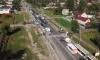 За реконструкцию Лиговского путепровода снова возьмутся 28 января