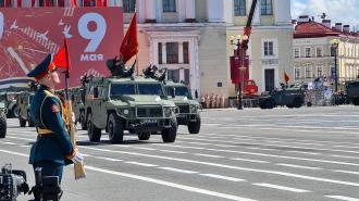 Ветераны из Ленобласти впервые стали гостями парада Победы в Петербурге
