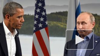 США вводят визовые санкции против чиновников России и Украины