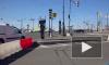 Ремонт Тучкова моста снова подарит петербуржцам адские пробки
