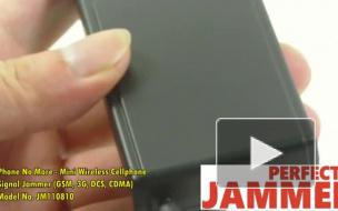 Mini Type Portable Signal Blocker Device 2G 3G WiFi GPS