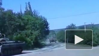 Новости Украины 6 июня 2014 года: в склад с серой попал снаряд, в Красном Лимане ищут повстанцев