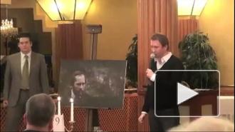 Благотворительный аукцион. Фото Миронова в образе Достоевского помогут актёрам
