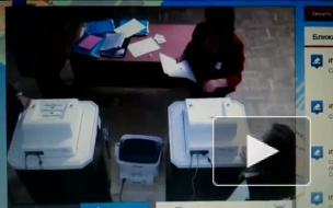 Видео из Кронштадта – подозрение на вброс после закрытия ...