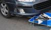 В Петербурге на углу Бухарестской и Белы Куна автомобиль сбил 16-летнюю девушку