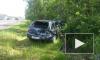 Пожилой водитель убежал от полиции на костылях после ДТП под Петербургом