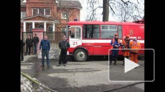 Серия пожаров в Выборгском районе. На этот раз на Варваринской улице
