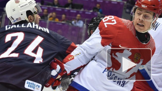Расписание хоккейного турнира в Сочи 2014 среди мужчин: Россия попала на Норвегию
