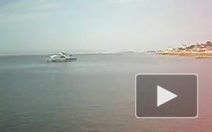 В Феодосии затонул в два раза перегруженный катер с россиянами на борту