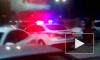 Стритрейсеры избили сотрудника ДПС и помяли служебное авто