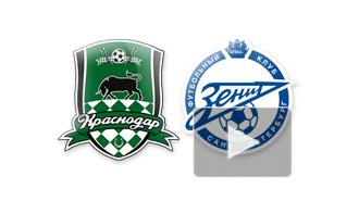 «Зенит» сыграл с «Краснодаром» со счетом 2:2 и теряет лидерские позиции