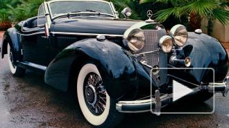 На eBay отказались продавать Mercedes Геринга