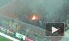 В Казани задержаны более 500 фанатов, которые 29 сентября жгли кресла, файеры во время мачта Рубин — Торпедо
