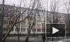 Циклонический вихрь принес снегопад в Петербург