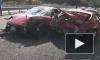 В Японии в ДТП разбились 11 суперкаров