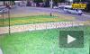 Жуткое видео из Башкирии: Грузовик на огромной скорости сбил девочку на тротуаре под Уфой