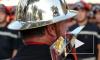 Из коммуналки в Петербурге украли особо ценный пожарный шлем