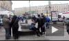 Появилось видео эвакуации пострадавших с места взрыва в петербургском метро