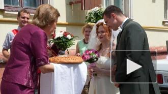 """""""Красивая жизнь"""": на съемках 16, 17, 18 серий актеры сыграли свадьбу"""