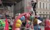 Петербуржцы блеснули идеями на параде уникальных транспортных средств Crazy Wheels
