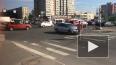 Видео: на проспекте Славы второй день не работает ...