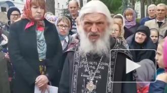 Церковный суд лишил сана захватившего монастырь опального священника