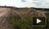 экологи обнаружили несанкционированную свалку строительных отходов ИКЕА