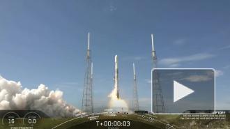 SpaceX Илона Маска в шестой раз использовала ступень ракеты