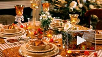 Россияне уже собирают рецепты для новогоднего стола 2015, в соответствии с предпочтениями символа года