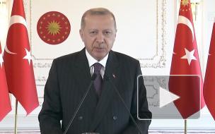 Эрдоган заявил о готовности Турции очистить Сирию от террористов