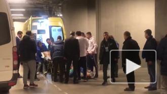 Видео: Андрей Лунев после жесткой травмы