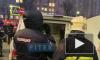"""Водитель врезавшегося в """"Ленту"""" автомобиля отправился с правоохранителями после инцидента"""