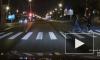 Автомобиль каршеринга сбил двух пешеходов на переходе в Купчино
