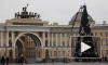 На Новый год Санкт-Петербург украсят 15 искусственных елок
