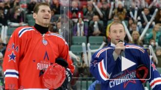 Звезды СКА попрощались с хоккеем