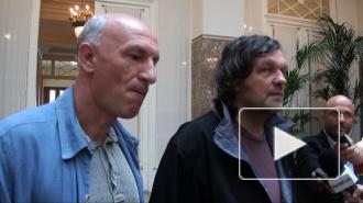 Сербский дебошир Эмир Кустурица в Петербург прибыл. Вместе с книгой и музыкой