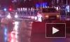 В Петербурге пьяный водитель устроил ДТП и избил полицейского